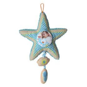 speeldoos ster voor op babykamer