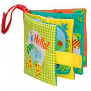 knisperboekje voor aan kinderwagen of maxi cosi