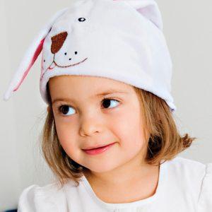 verkleedset wit konijn