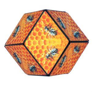 GBC-BEES-1ER Geobender magnetische kubus BEES