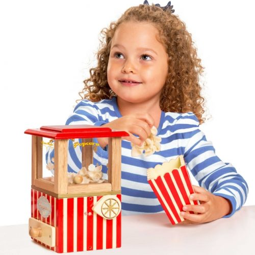LTV318 Maak je eigen popcorn om mee te spelen