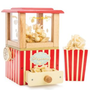 LTV318 houtenpopcorn machine om mee te spelen