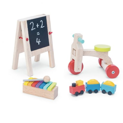 ME082 speelgoed voor poppenhuis poppetjes