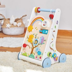 PL112 houten activity walker
